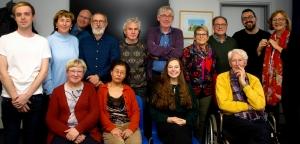 Terugblik tweede bijeenkomst 'Vlaamse werkgroep voor mensen met dementie'