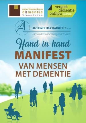 De noden en wensen van mensen met dementie en hun naasten als basis voor het nieuwe Vlaamse Dementieplan