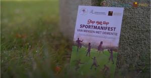 De 'Vlaamse werkgroep van mensen met dementie': ons sportmanifest om sociaal actief te kunnen blijven