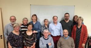 Terugblik achtste bijeenkomst 'Vlaamse werkgroep van mensen met dementie'
